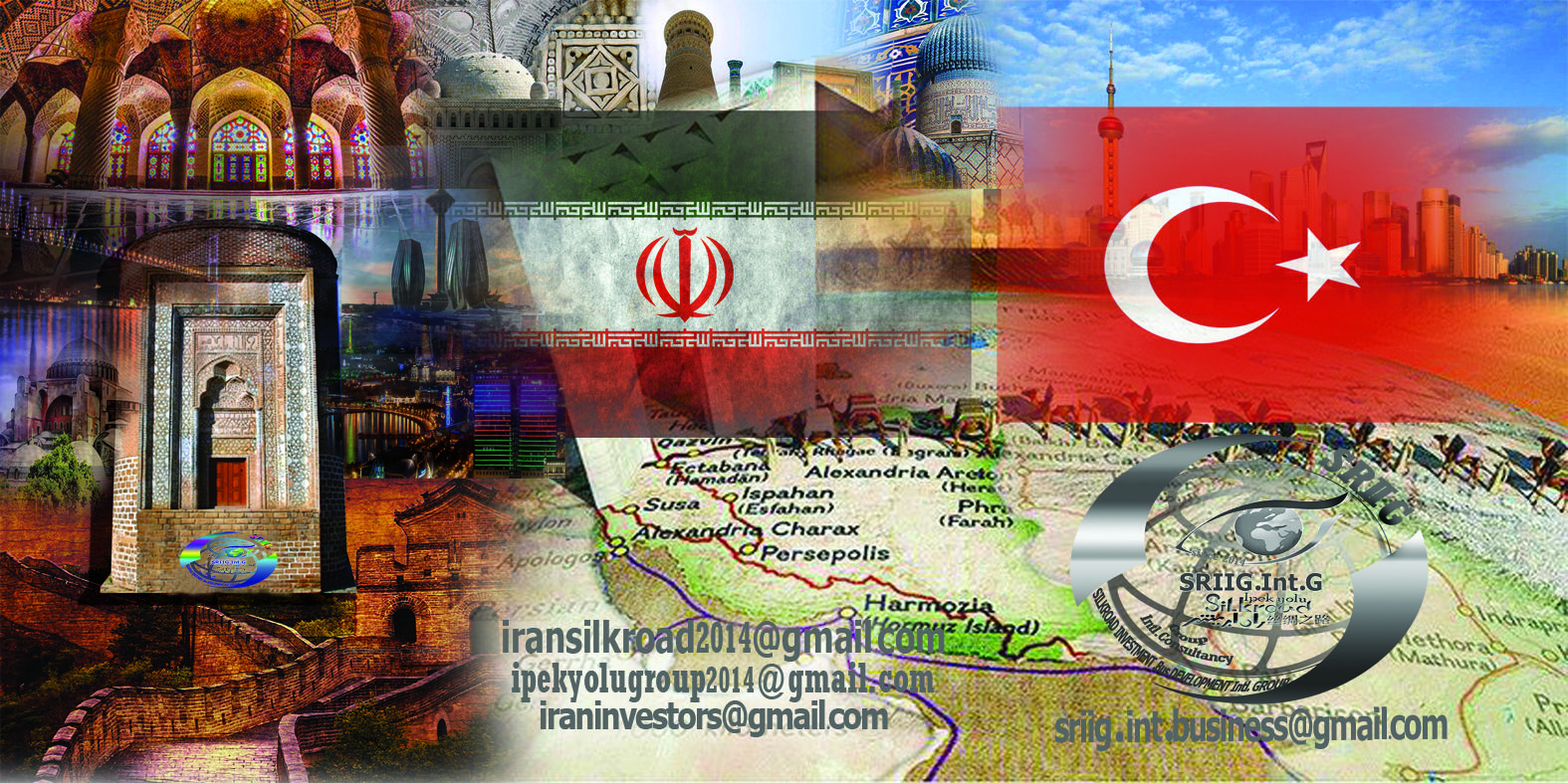 Intl.Foreign Iran Invest&Investors Iranians Abroad Intl Conference In Iran(IRAN INVESTMENT SUPPORT GUIDE&LEADERSHIP SRIIG Int.G)Iran Turkey SILKROAD Ipekyolu Ceo BaşkanI M.Mousazadeh FDI Invest In IRAN Freezones&Provinces Opportunities(Invest&TURKEY&Business IRAN Advisory)دکتر موسی زاده گروه سرمایه گذاری راه ابریشم(ایران) مشاور عالی سرمایه گذاری